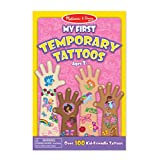 Melissa & Doug Mis Primeros Tatuajes Provisorios, (2946)