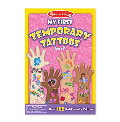 Melissa & doug - 12946 - i miei primi tatuaggi temporanei