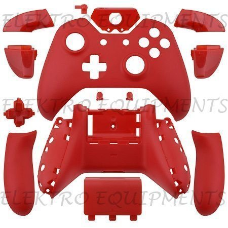 Third Party Xbox One Controller Shell Matt Red(Controller Not Included)