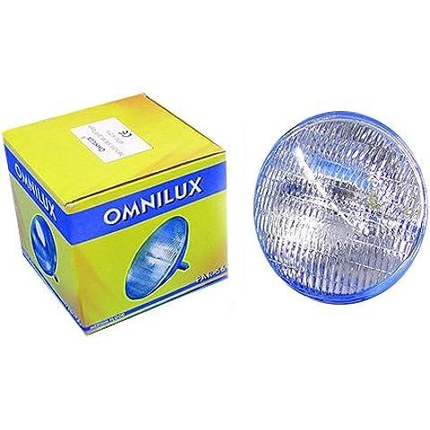 Omnilux - Lampada PAR-56, 230V / 300W, WFL, 2000 ore T - Par 56 Lampada
