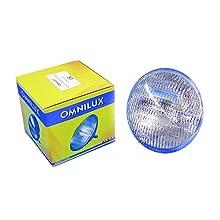 OMNILUX 88125206 Par 56 WFL Bulb (230 V, 300 Watt, 2000 Hours/D)