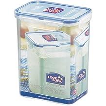 Lock & Lock HPL 813 Boîte spécifique à farine 1,8 l Etanche à 100% air et liquide