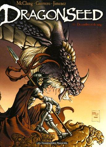 Dragonseed, Tome 1 : De cendres et de sang