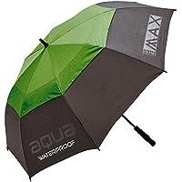 BIG MAX I-Dry Aqua Golf Regenschirm mit UV Schutz - 100% Wasserdicht