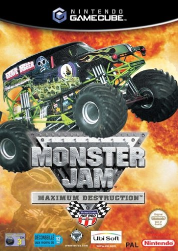 Monster Jam: Maximum - Monster Jam Spiele