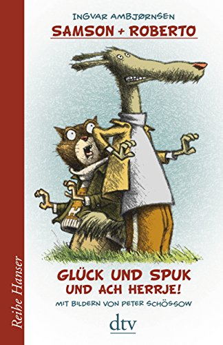 Image of Samson und Roberto Glück und Spuk und ach herrje! (Reihe Hanser)