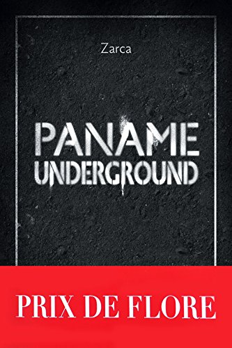 Paname Underground (FICTION) (French Edition)