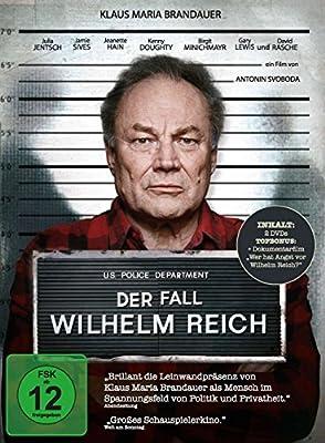 Der Fall Wilhelm Reich (DVD) by Klaus Maria Brandauer