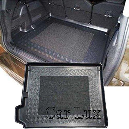 Car Lux Tapis de coffre pour Citroën C4 Grand Picasso Modèles depuis 2013