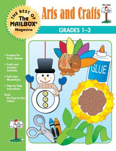 Das Bildungszentrum TEC1466 KUNST UND HANDWERK GR. 1-3-DIE BESTEN DER MAILBOX - Die Besten Der Mailbox