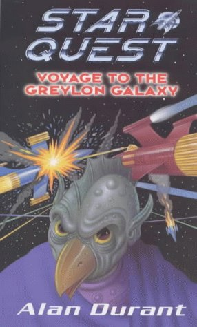 Voyage to the Greylon Galaxy.