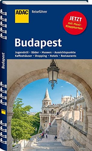 Preisvergleich Produktbild ADAC Reiseführer Budapest