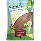 Food to Live Semillas de rábano orgánicas certificadas para brotar 6.8 Kg