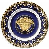 Versace Plato 18cm Medusa Blue