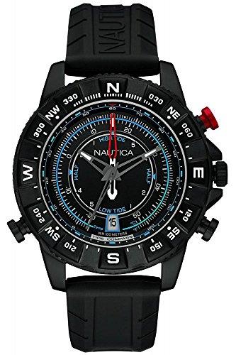 nautica-nai21001g-montre-homme-quartz-analogique-cadran-noir-bracelet-silicone-noir