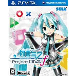 Hatsune Miku: Project Diva f [JP Import]