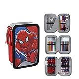 Spider-Man Astuccio Scuola, &ampUacutenica, 2700000200