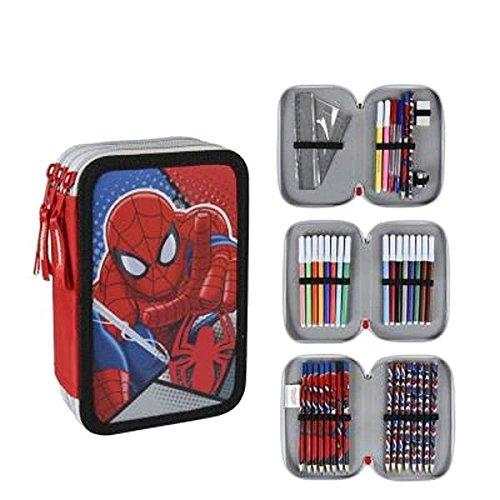Spider-man astuccio scuola, ampuacutenica, 2700000200