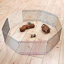 Trixie Joy, recinto per Interni, 34 × 23 cm, 8 Elementi