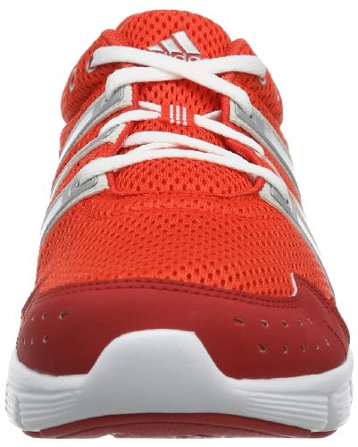 adidas Breeze 101 M-7, Chaussures de course homme Rouge - Hi Res Red/Light Scarlet/Running White FTW