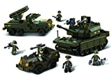 Sluban M38-B6800 Army - Field Battle Forces