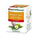 Bad Heilbrunner Magen plus Darm Tee, 4er Pack (4 x 14 g)