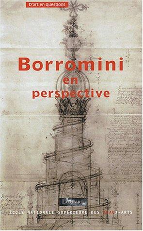 Borromini En Perspective par Fabrice Dpuar