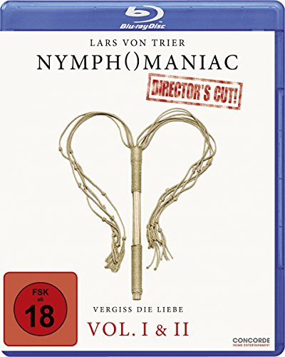 Bild von Nymphomaniac Vol. I & II [Blu-ray] [Director's Cut]