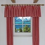 Querbehang passend für Vorhang Landhaus Design