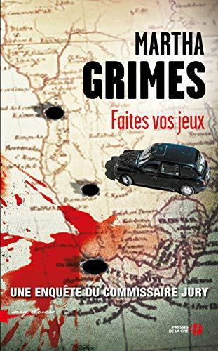 Une enquête de Richard Jury : Faites vos jeux ! : roman