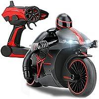 PowerLead RCMoto2.4GHzvelocità veloce eDrifttelecomandomoto congiroscopio LEDfaridell'automobile del veicoloelettrico