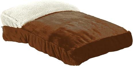 Wellness Hundkissen Relax, in versch. Farben erhältlich garantiert ergonomischen Liegekomfort der Bezug sind maschinenwaschbar