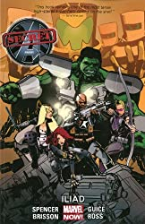 Secret Avengers Volume 2: Iliad (Marvel Now) by Nick Spencer (2014-03-11)