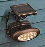 Smart Solar Motion Activated PIR Security Light