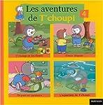 Les aventures de T'choupi Volume 4 :...