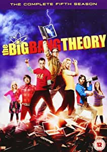 The Big Bang Theory - Season 5 (DVD + UV Copy) [2012]