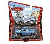 Cars Hotwheels (MATTEL)–W1940–Fahrzeug Miniatur–Modell Maßstab–Film 2–Finn Mc Missile–Echelle 1/64