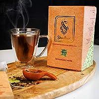 Shudhee Hand Crafted Premium Green Tea- Peppermint HERB (16 Tea Bags)