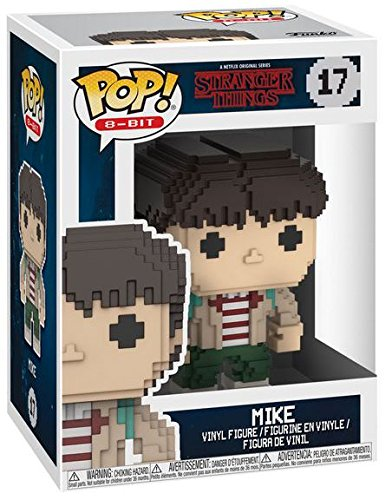 FunKo Pop! Stranger Things - 8 Bit Mike