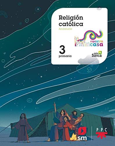 Religion Catolica 3 Primaria Nuestra Casa (Andalucia)