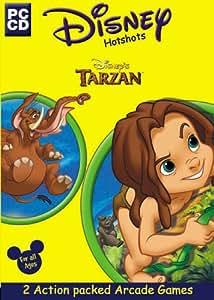 Disney Hotshots Tarzan: Jungle Tumble / Power Lunch