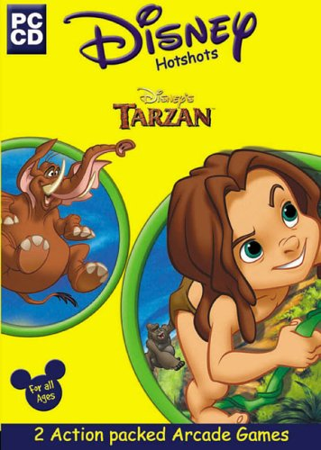 Price comparison product image Disney Hotshots Tarzan: Jungle Tumble / Power Lunch