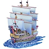 One Piece Bandai Grand Ship Collection 5 Inch Model Ship Red Force