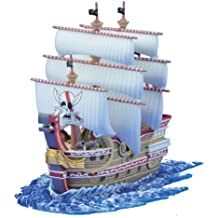 """Bandai Hobby Red Force """"One Piece"""" - Grand Ship Collection"""