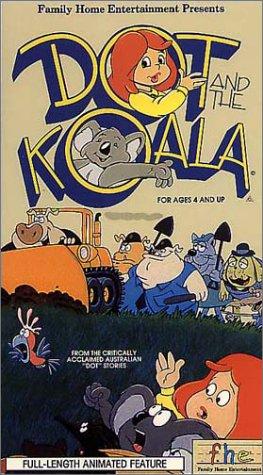 Preisvergleich Produktbild Dot and the Koala [VHS]