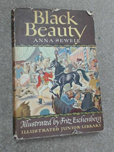 Black Beauty: The autobiography of a horse / by Anna Sewell (The Companion Library of classics)