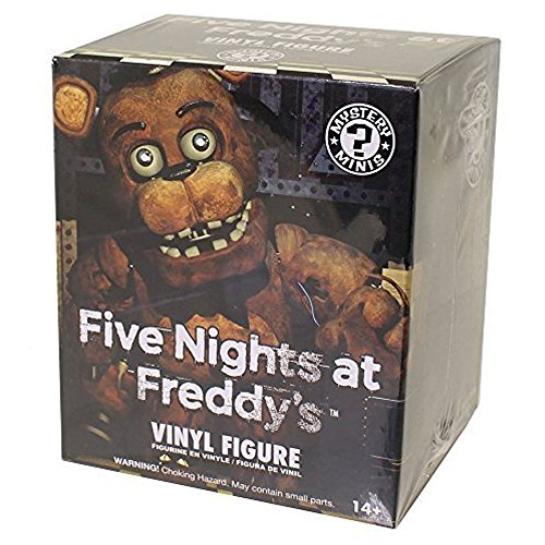 Mystery Vinyl Figure Five Nights At Freddy's