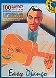 Easy Django Vol.3, 100 Plans, Trucs et Astuces Pour Jouer Dans le style de Django Reinhardt + CD