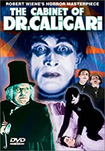 Cabinet of Dr. Caligari (Silent) (DVD) (1919) (All Regions) (NTSC) (US Import) [2019]