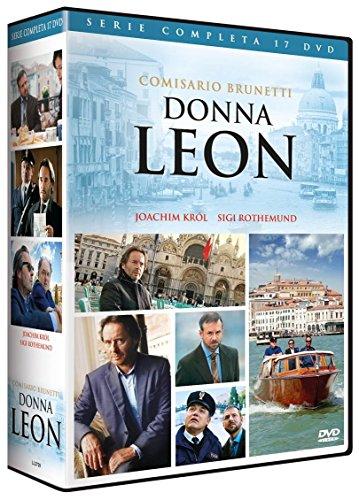Donna Leon: Comisario Brunetti [17 DVDs] [Spanien Import]
